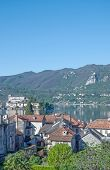Lake Orta,italian Lake District