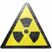 Black And Yellow Nuclear Sign