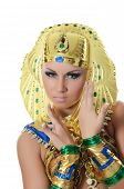 foto of pharaohs  - The girl - JPG