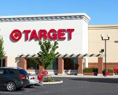 Sacramento, Usa - September 23:  Target Store On September 23, 2013 In Sacramento, California.