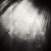 Abstract sunlight on film. Lots of grain, scratches and dust.