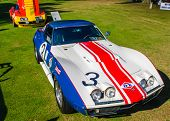 1968 Chevy Corvette Sunray DX