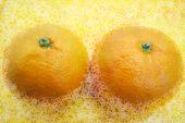 Heerlijke Sexy vruchten In Lace schuim