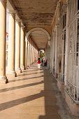 Arches In Cienfuegos, Cuba