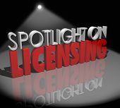 Spotlight on Licensing Approved Official Certified Product
