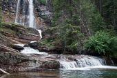 Virginia Falls, Glacier National Park