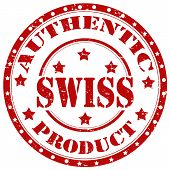 Swiss-stamp