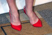 LOS ANGELES - MAR 21:  Elisabeth Moss at the PaleyFEST 2014 -