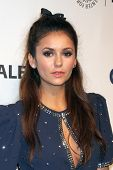 LOS ANGELES - MAR 22:  Nina Dobrev at the PaleyFEST 2014 -