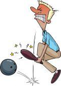 Bowling injury