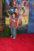 LOS ANGELES - MAR 22:  August Maturo, Rowan Blanchard at the Pirate Fairy Movie Premiere at Walt Dis
