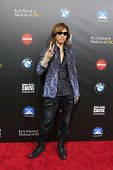 LOS ANGELES - MAR 20:  Yoshiki at the 2nd Annual Rebels With A Cause Gala at Paramount Studios on Ma
