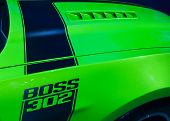 2012 Ford Boss 302 Mustang