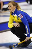 Curling Women Sweden Bertrup Christina