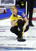 Curling Women Sweden Prytz Maria