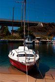 Yacht Cruiser Located At Chalkidiki Greece