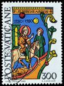 Vatican stamp 1980