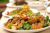 fattoush Salad , Lebanese salad