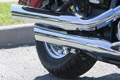 Motocycle Tailpipes