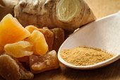 pic of home remedy  - Three kinds of ginger  - JPG