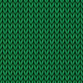 Vector Seamless Knitted Wool Pattern