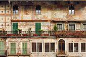 Old building in Verona