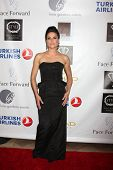 LOS ANGELES - SEP 13:  Lana Parrilla at the 5th Annual Face Forward Gala at Biltmore Hotel on September 13, 2014 in Los Angeles, CA