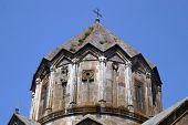 Gandzasar church detail