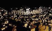 3D city landscape