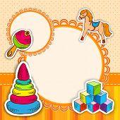 Toys frame sketch