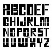 Font black
