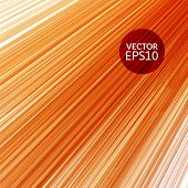 Abstract red orrange striped background