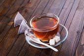 Cup Of Fresh  Tea