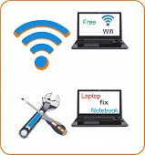 Laptop Wifi.eps