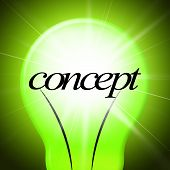 Concepts Concept Indicates Thoughts Invention And Theory