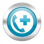 emergency call internet icon