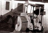 stock photo of beetle car  - vintage machine - JPG