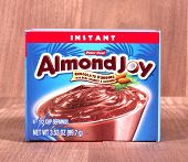 Almond Joy Pudding