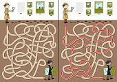 Detective Maze