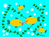 Funny Fishes