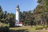 Grays Harbor Lighthouse in Washington