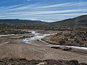 Altiplano In Bolivia