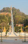 Buddhist Temple In Uthai Thani, Thailand