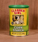 Container Of Clabber Girl Corn Starch