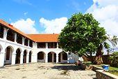 Galle - New Oriental hotel, Sri Lanka