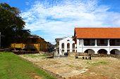 Bastion Galle Fort