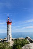 Simple Lighthouse In Ontario