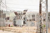 image of transformer  - Power Station - JPG