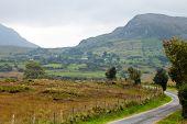 picture of galway  - A rural landscape shot in Connemara - JPG