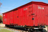 Railcar vintage